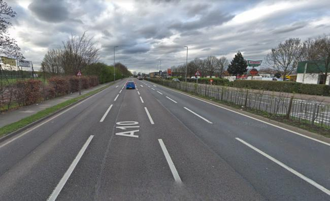 Speed cameras 'still on table' for A10 in Enfield   Enfield Independent