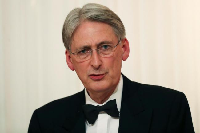 Chancellor of the Exchequer Philip Hammond (Simon Dawson/PA)
