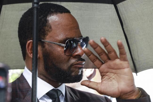 R Kelly facing sweeping new federal sex crime charges