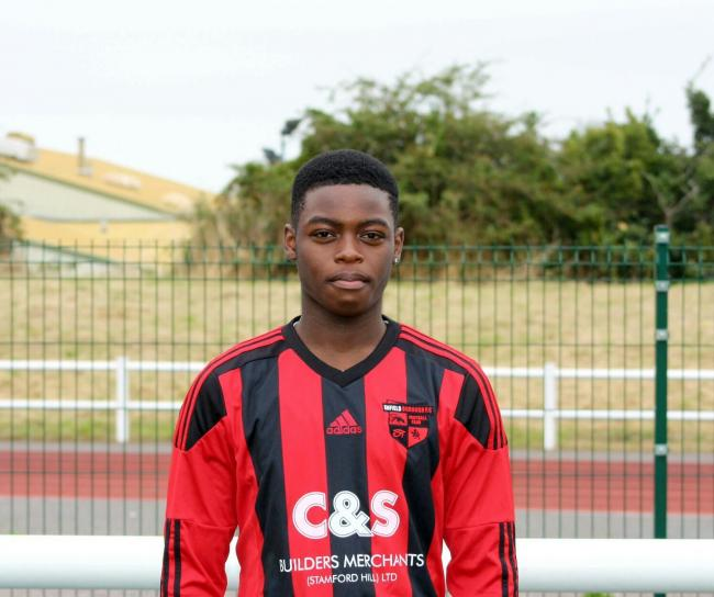 Kayne James-Thompson has signed for Biggleswade.