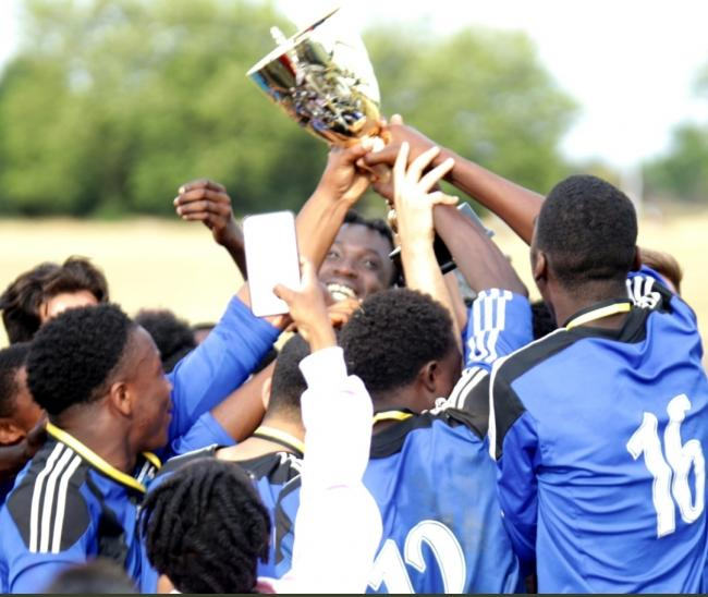 Enfield Borough won the inaugural 32 Borough Cup at the weekend. Picture: Ayana Images