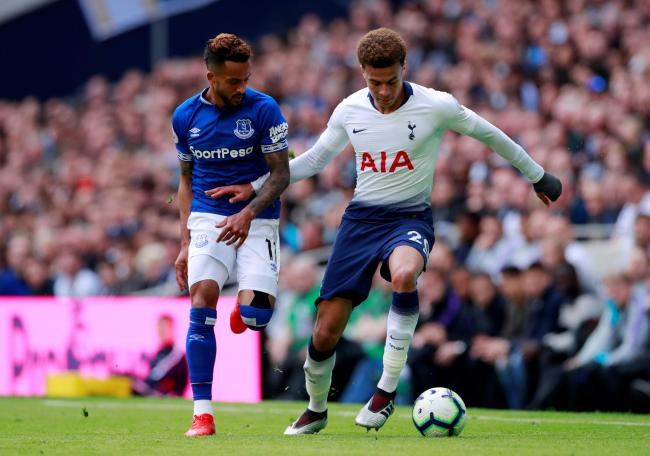 Dele Alli will miss the Premier League opener due to a hamstring injury. Picture: Action Images