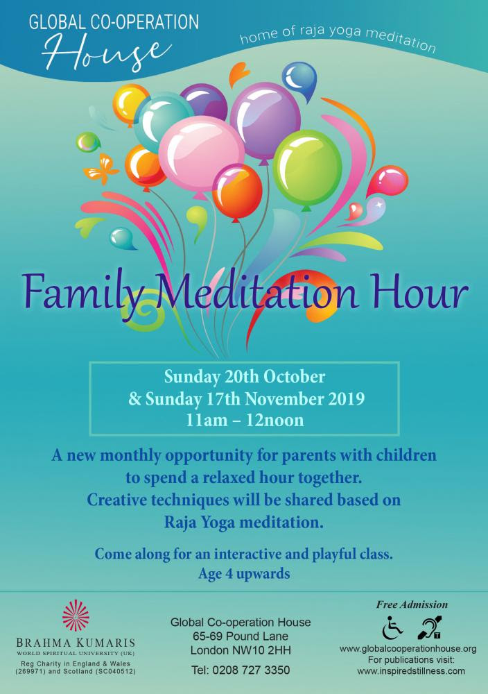 Family Meditation Hour