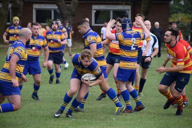 Enfield Ignatians made a losing start to the London 3 North West season against Old Streetonians. Picture: Rob Bruce