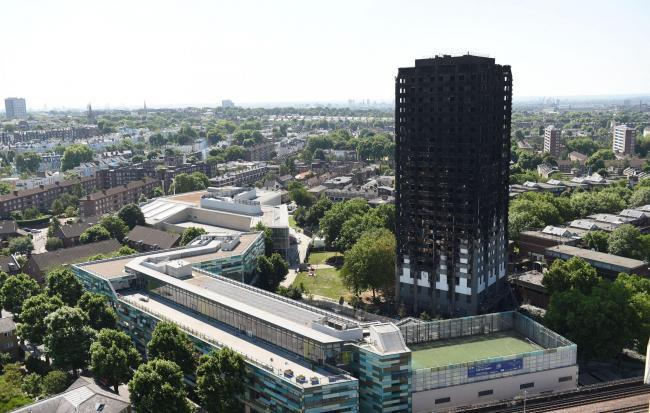Seventy two people died in the devastating fire at Grenfell Tower two years ago.
