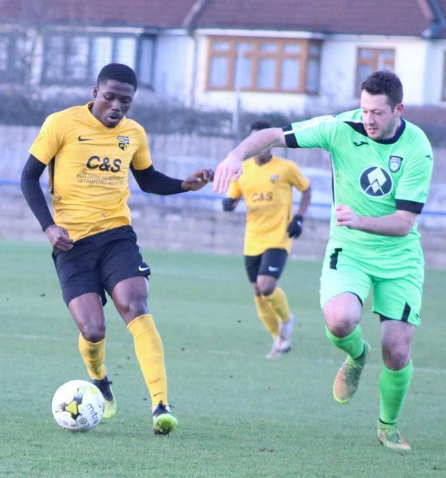 Enfield Borough were beaten away at Stotfold on Saturday.