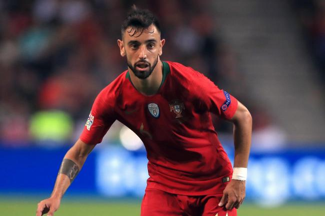 Bruno Fernandes could soon move to Manchester United