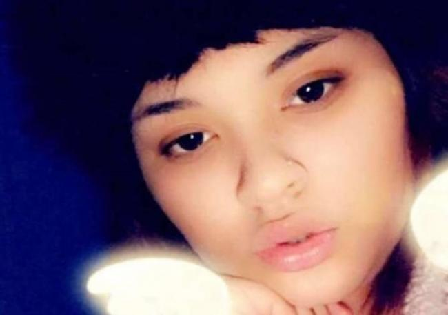 Tanesha Melborne-Blake was shot from a vehicle (photo met police)