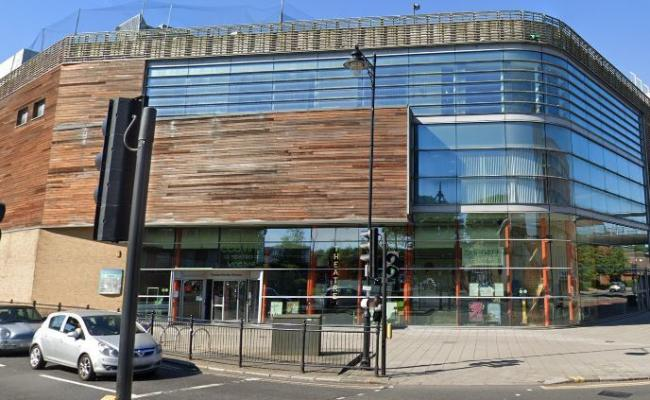 Part of Dugdale Centre could be converted into offices. Photo: Google Street View
