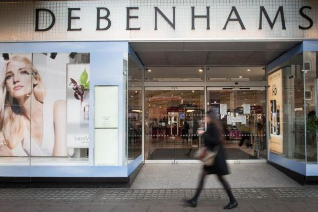 Debenhams store group, still with five premises in the North-East, set to go into administration
