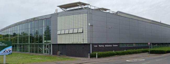 The Lee Valley Athletics Centre in Edmonton (Image: Google Maps)