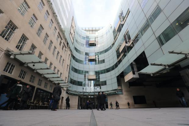 New BBC Broadcasting House
