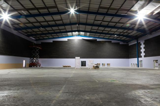 This unit will be transformed into film studios