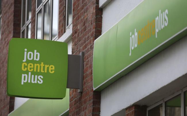 The Government is expected to double job centre staff as recovery to the coronavirus lockdown. Photo: Philip Toscano/PA Wire