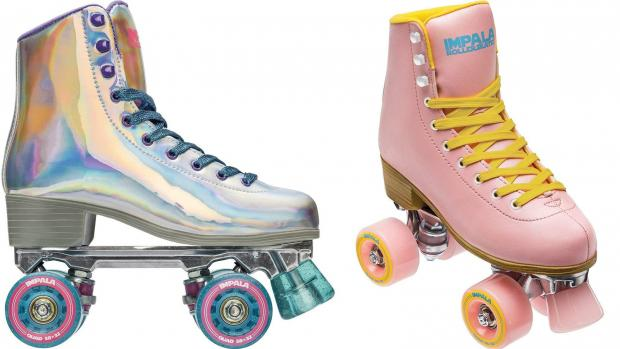 Enfield Independent: Take part in this summer's hottest trend with these roller skates. Credit: Impala / Amazon