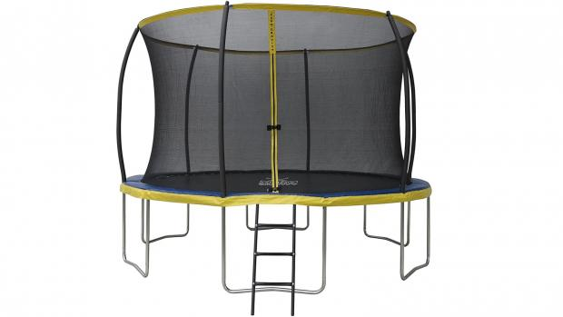 Enfield Independent: Get some air with this trampoline. Credit: Zero Gravity / Amazon