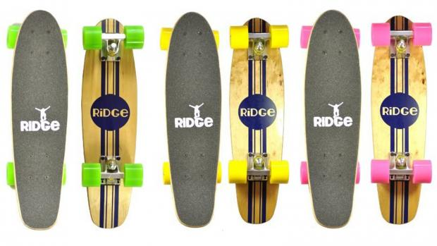 Enfield Independent: Whether you're learning to skate for the first time or returning to the habit, this board is a great way to do it. Credit: Ridge Skateboards / Amazon