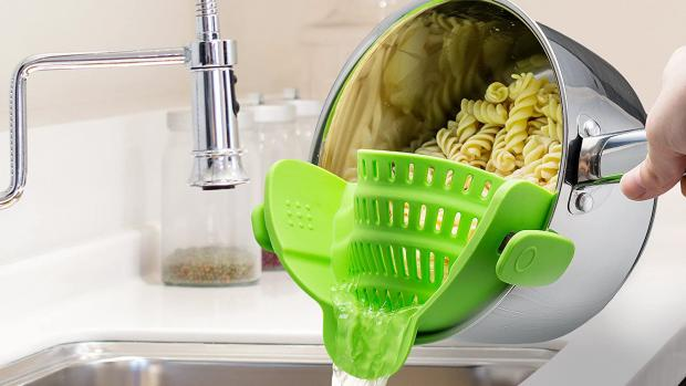 Enfield Independent: A game-changing strainer. Credit: Kitchen Gizmo