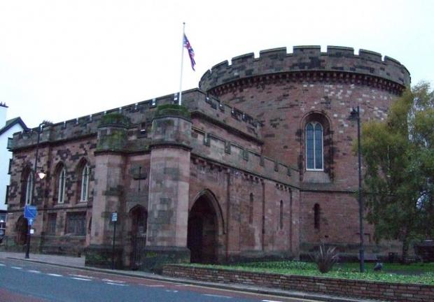 Enfield Independent: The Citadel, Carlisle