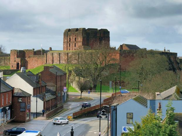 Enfield Independent: Carlisle Castle