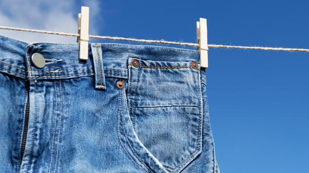 Enfield Independent: Air drying your jeans is the best way to protect the material and fit of the jeans. Credit: Getty Images / Pavel1964