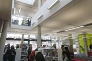 Enfield Town Library was revamped last year