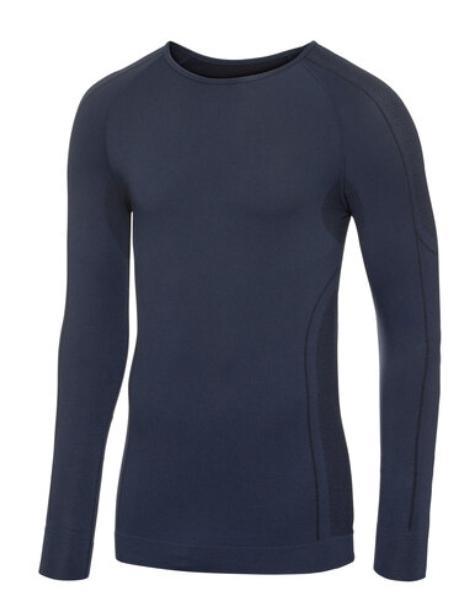Enfield Independent: Crivit Vest Men's Seamless Thermal Long- Sleeve Vest. (Lidl)