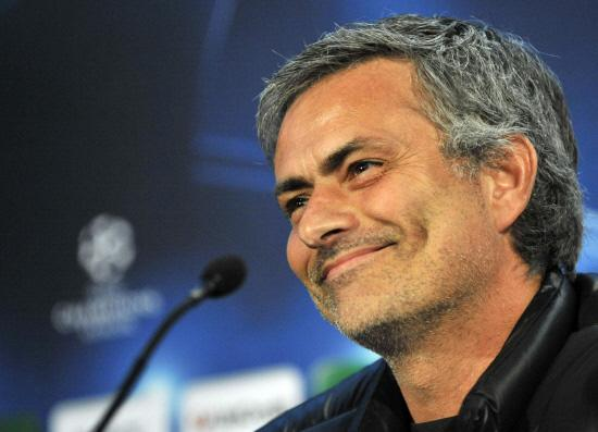 Enfield Independent: Jose Mourinho