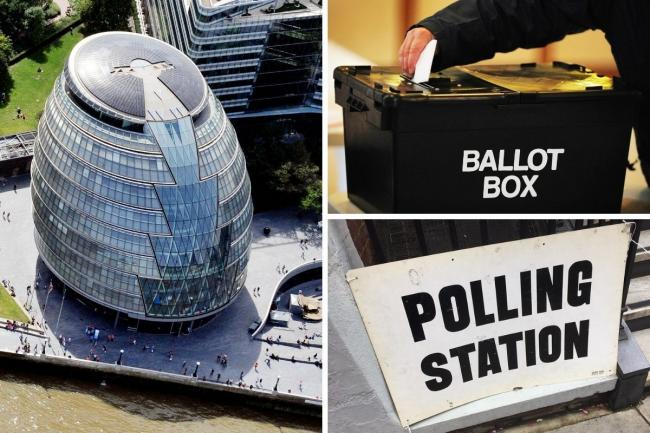 Last night's televised debate was the first ahead of the London Mayor election on May 6. Credit: PA/Newsquest