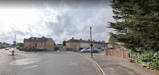 The crane works will cause temporary closues in Brimsdown Avenue and Croft Road. Photo: Google Street View