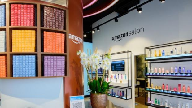 Enfield Independent: Currently only Amazon staff can take part in pre-opening trials. Pic: Amazon