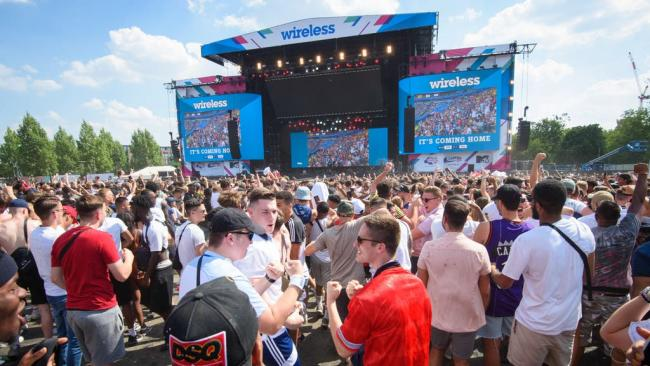 Wireless Festival 2021 line-up revealed by organisers. (PA)