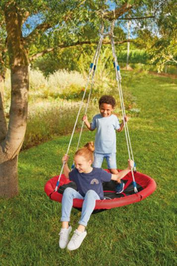 Enfield Independent: Playtive Nest Swing. (Lidl)