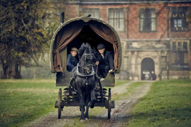 Enfield Independent: Peaky Blinders will be back on BBC for season six