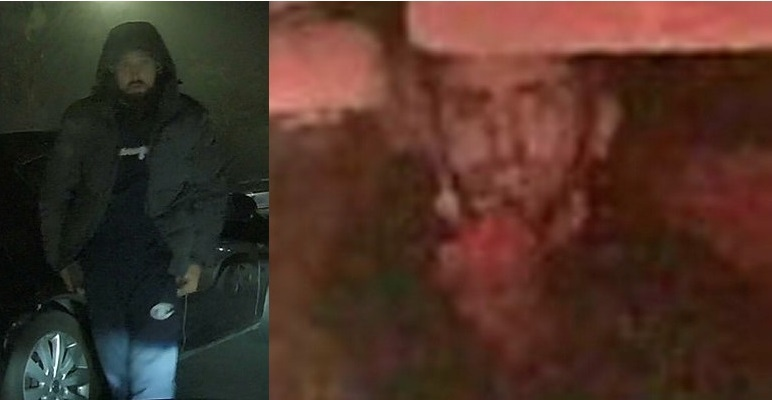 Police believe these men pictured can help with their enquiries. Credit: Met Police