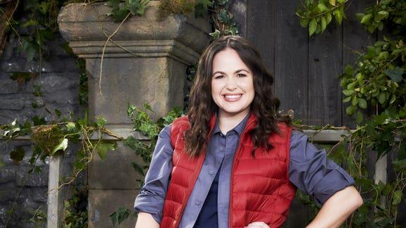 Enfield Independent: Giovanna Fletcher won last year's I'm A Celebrity on ITV.