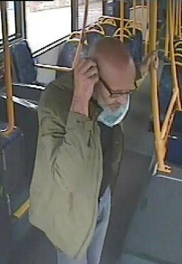 Enfield Independent: Do you recognise this man? Picture: Met Police.