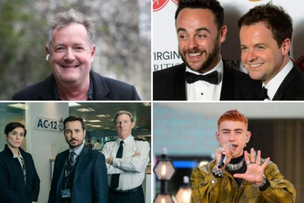 Enfield Independent: National Television Awards nominations (PA)