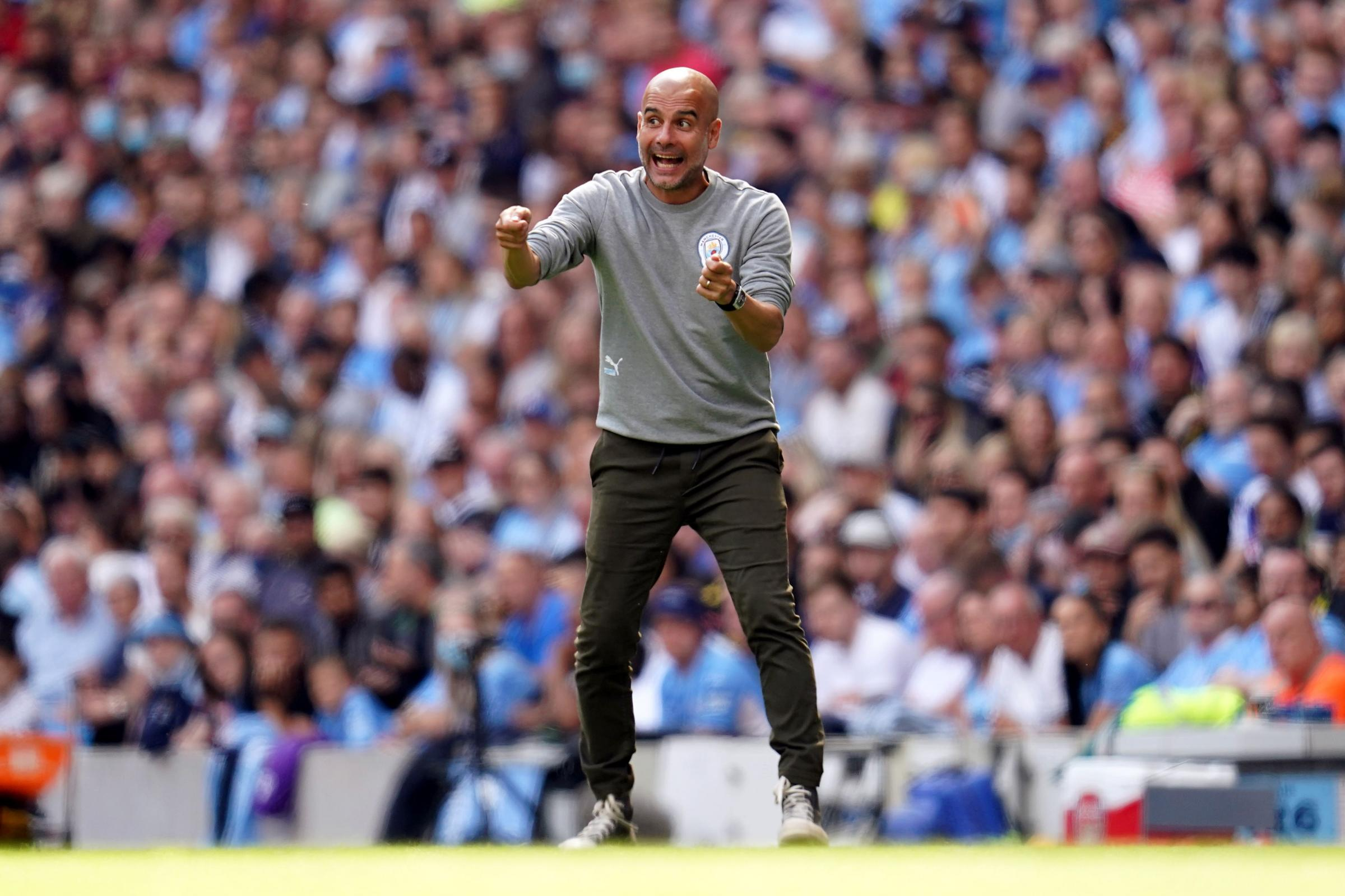 Pep Guardiola predicts Man City's CL final hurt will drive them on this  season | Enfield Independent