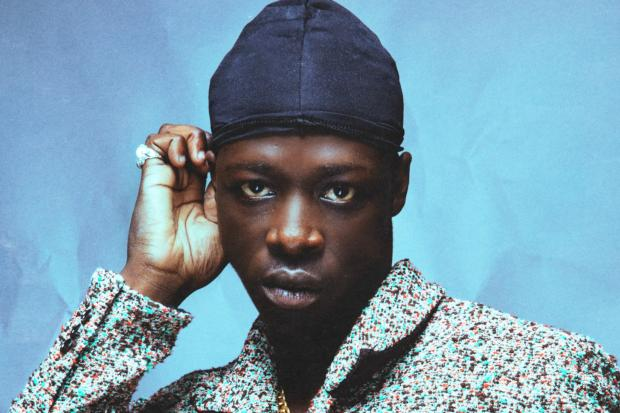 Enfield Independent: Pa Salieu is nominated for Track of the Year for 'My Family' (GRM Rated Awards/Jack Bridgland)