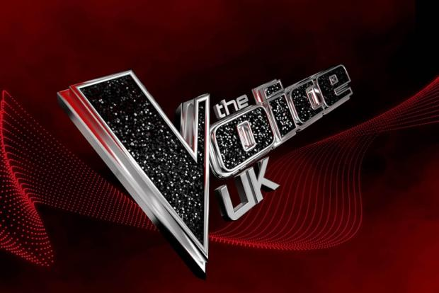 Enfield Independent: The Voice logo (ITV)