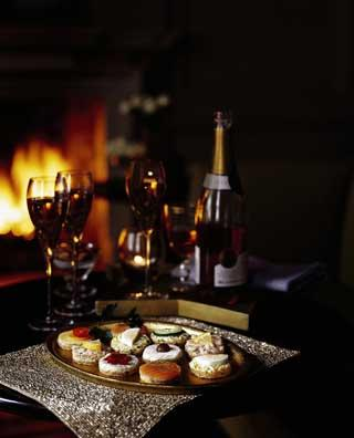 Christmas entertaining party foods. Picture: Waitrose