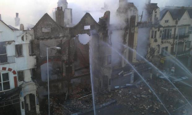 Enfield Independent: Housing minister Grant Shapps announced £10million in recovery following the riots