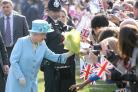 The Queen visited Waltham Forest as part of her Diamond Jubilee tour