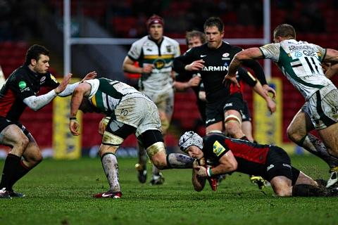 Will Saracens be playing at Watford next season?