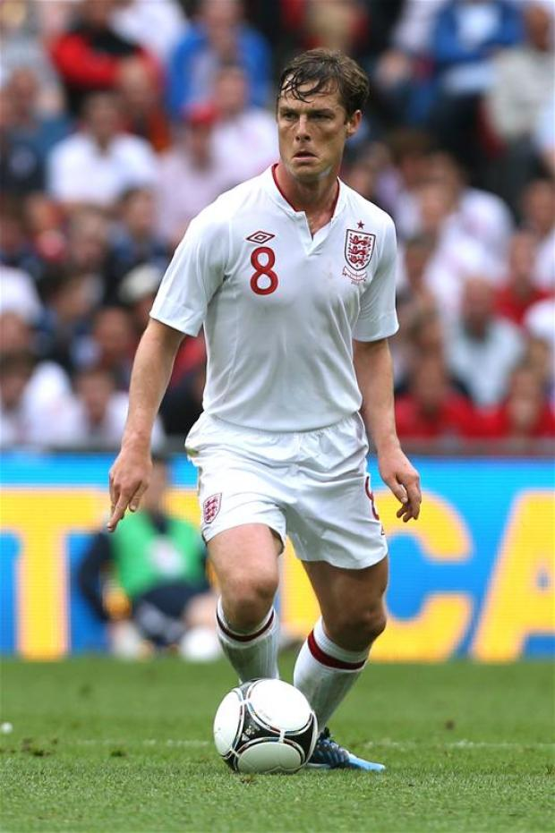 Scott Parker is expected to be included in Roy Hodgson's starting XI tonight. Picture: Action Images