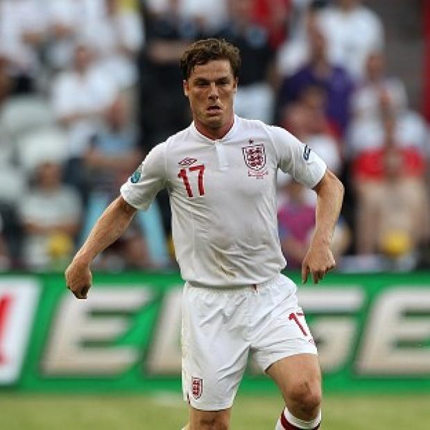 Scott Parker is enjoying being part of an upbeat England squad at Euro 2012