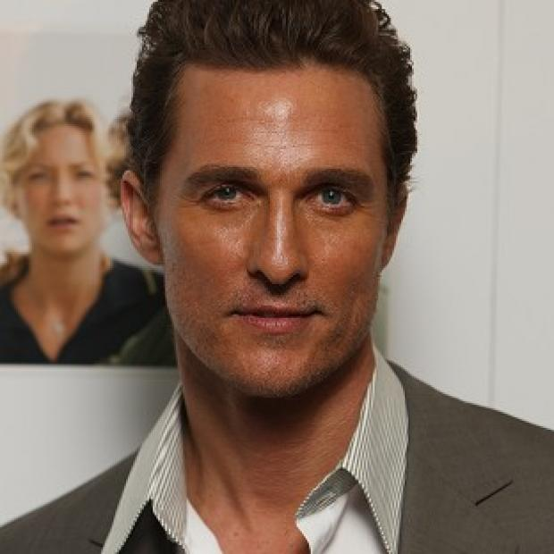Matthew McConaughey plays a hitman in his latest movie