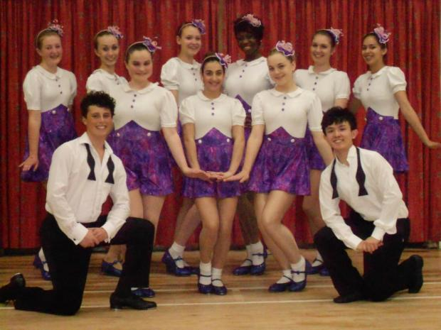 Young dancers to perform at Royal Albert Hall