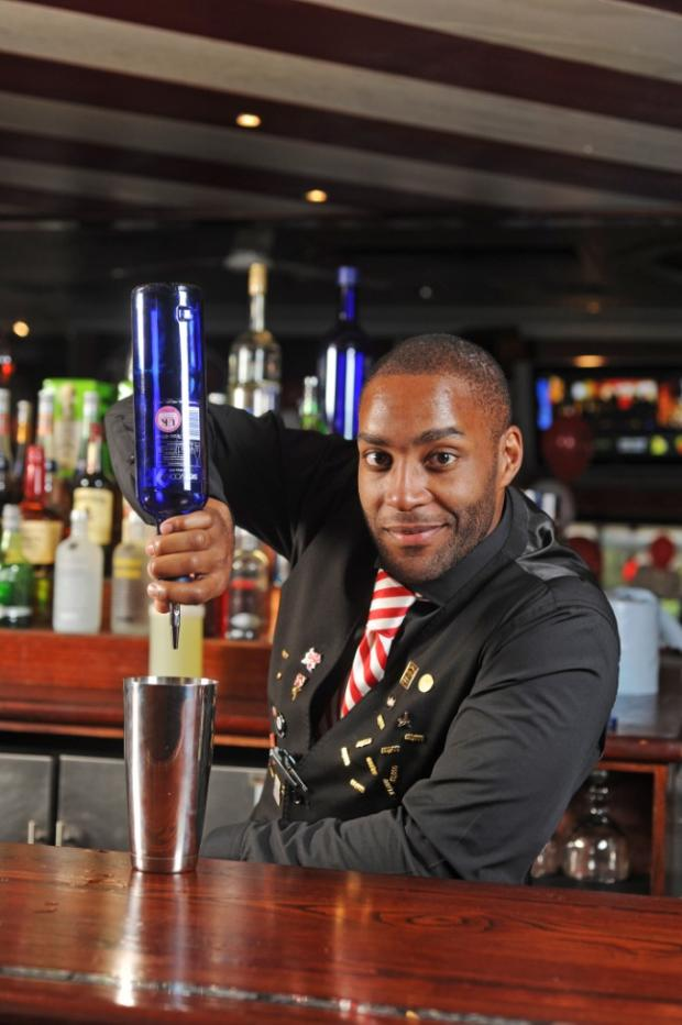 Bartender to take part in national competition
